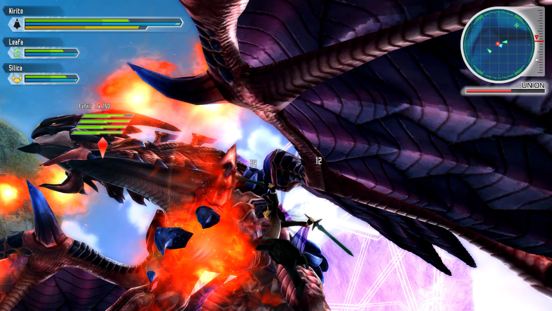 Sword Art Online Hollow Fragment And Lost Song Getting A Western Release