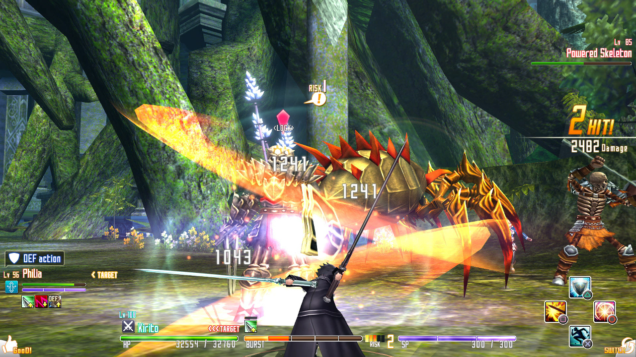Sword Art Online: Hollow Fragment and Lost Song getting a