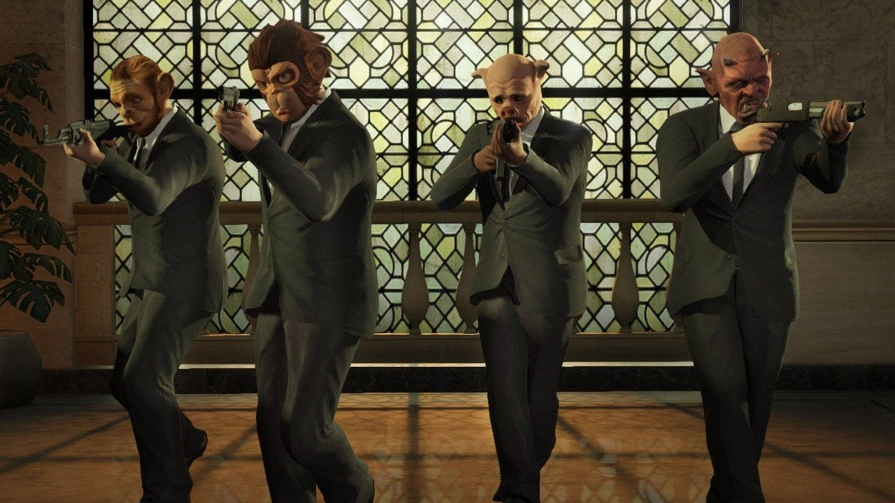 GTA V didn't get single-player DLC because it was