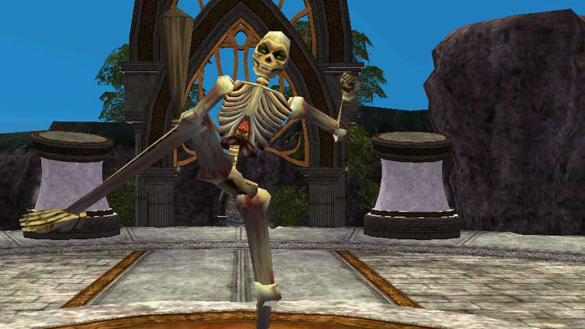 Old-school EverQuest servers safe from legal troubles thanks to