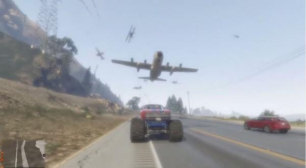 Скачать мод angry planes для гта 5
