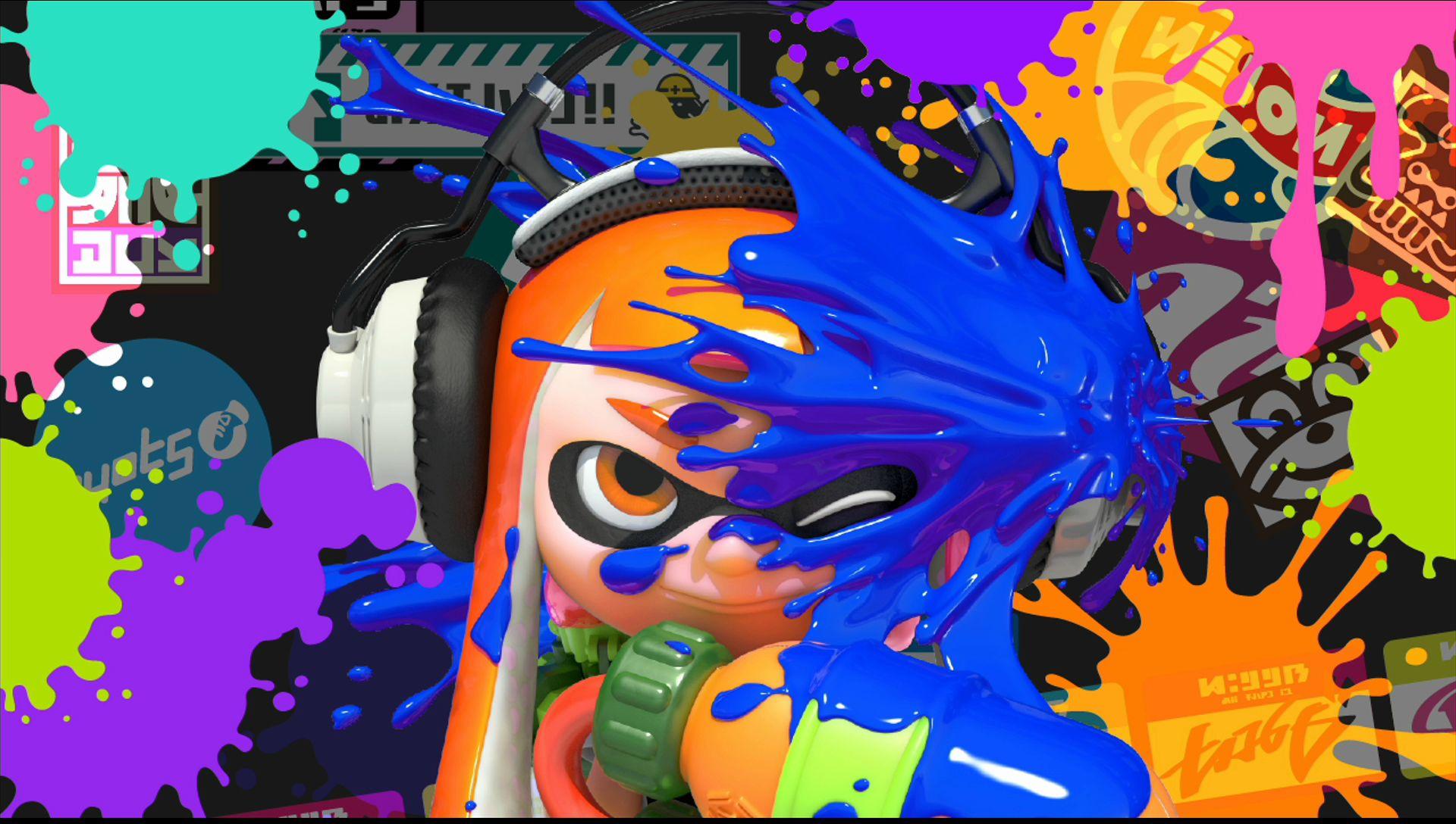 De nouvelles images pour Splatoon  Nintendo Wii U  Nintendo Master