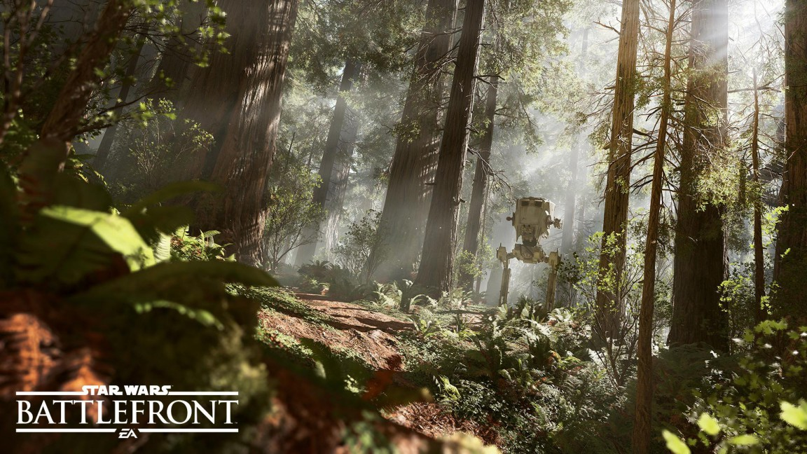 star wars battlefront ps4 gameplay 1080p wallpaper