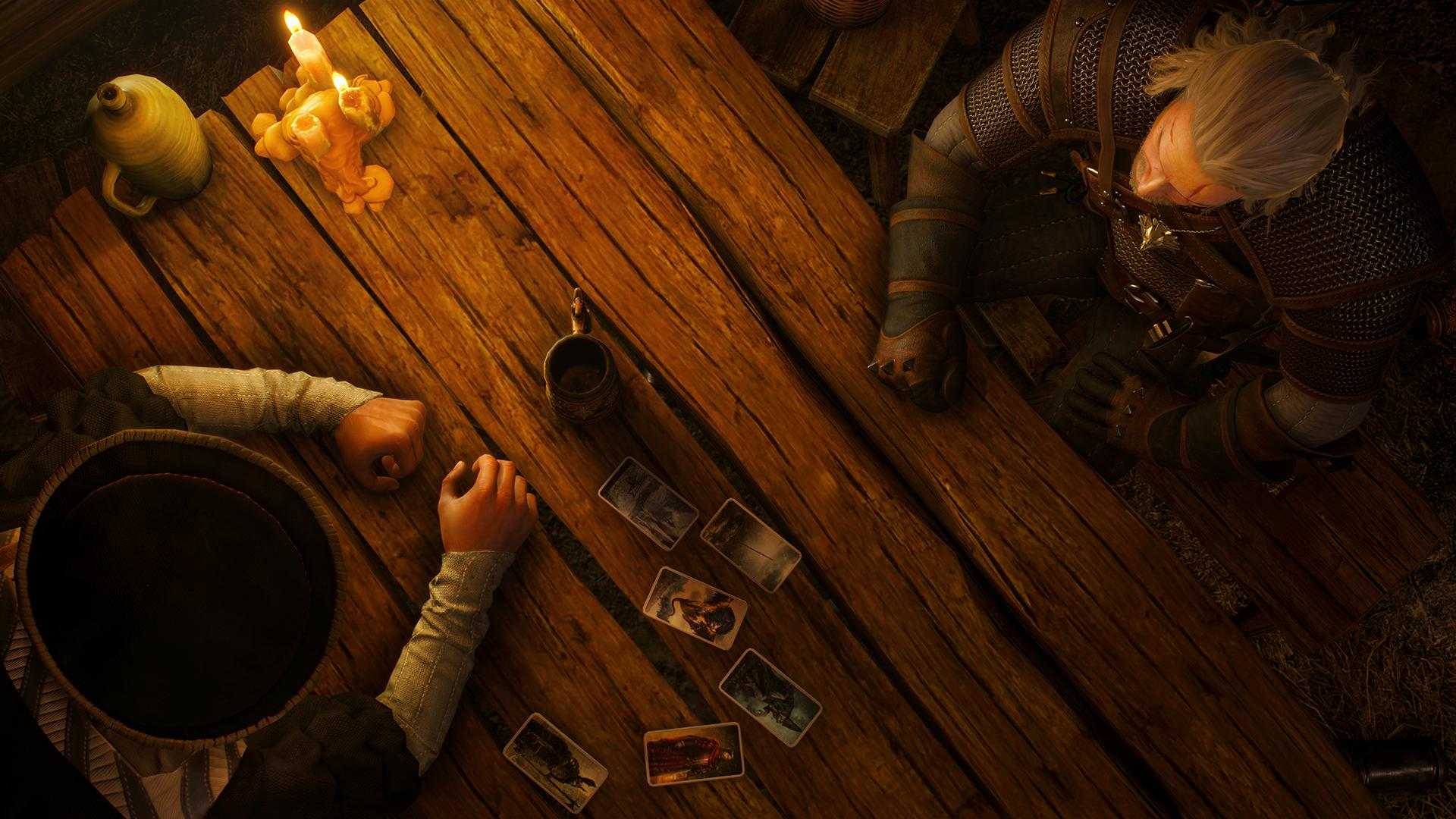 The Witcher 3: Blood and Wine - Gwent: To Everything – Turn