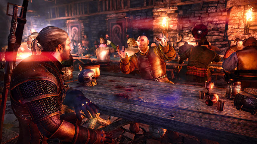 The Witcher 3: The Lord of Undvik - VG247
