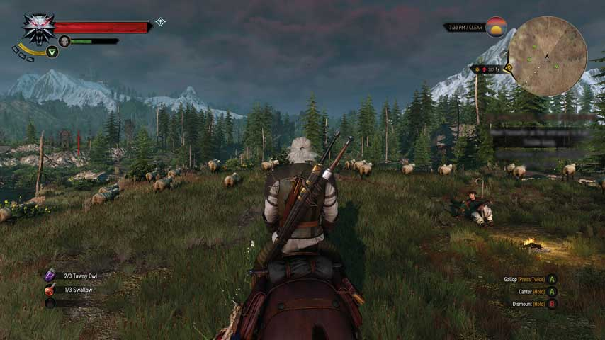 The Witcher 3: Free Spirit - VG247