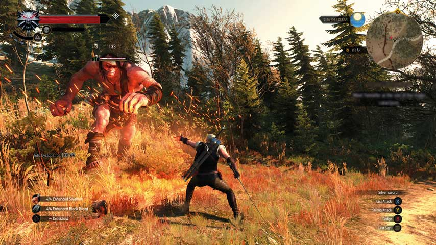 The Witcher 3 monster contracts guide - VG247