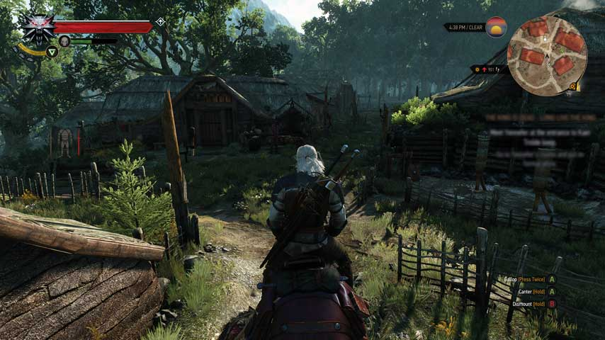 The Witcher 3 rewards those who swallow its unpalatable