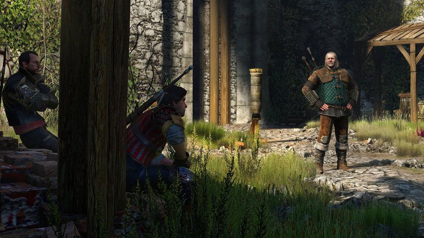 The Witcher 3: No Place Like Home - VG247