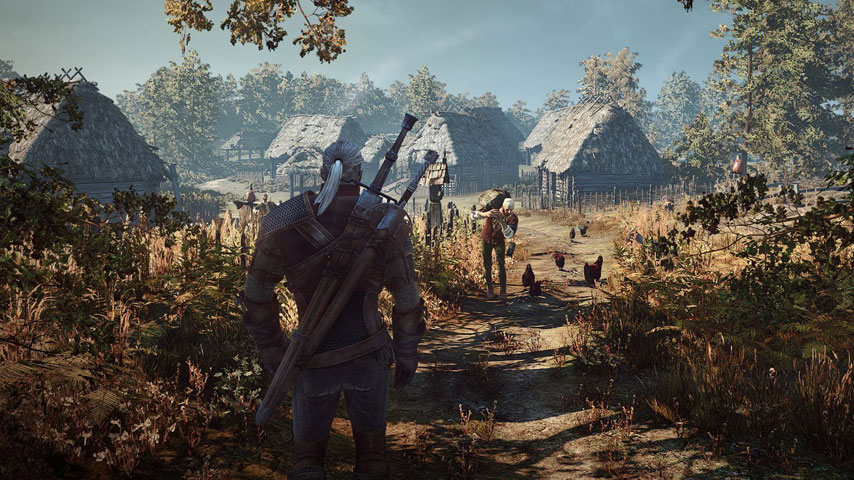 The Witcher 3: White Orchard secondary quests - VG247