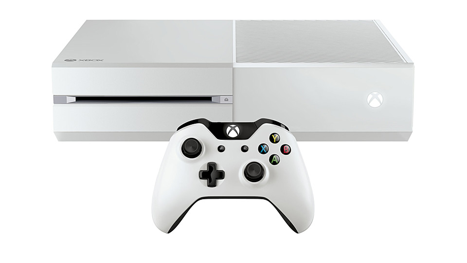 Cirrus White Xbox One Special Edition Halo The Master Chief