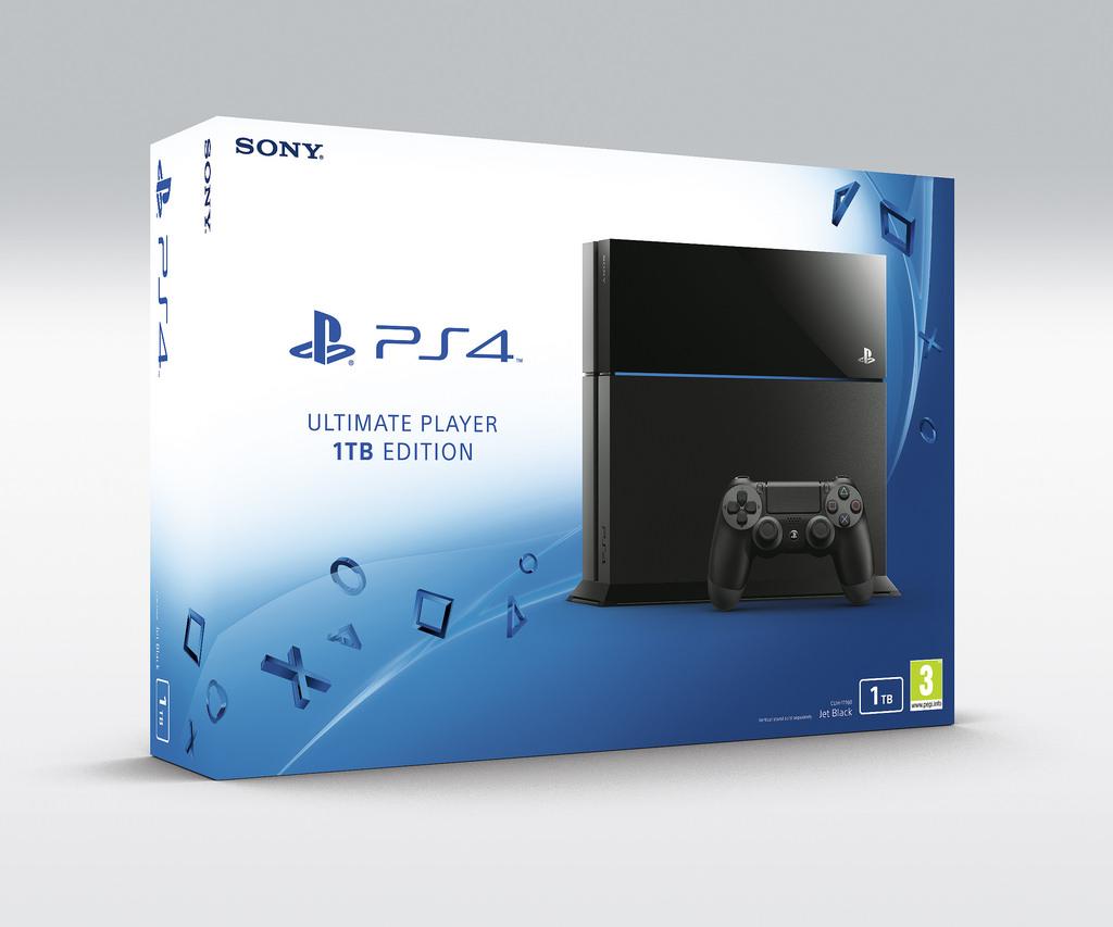 1TB PS4