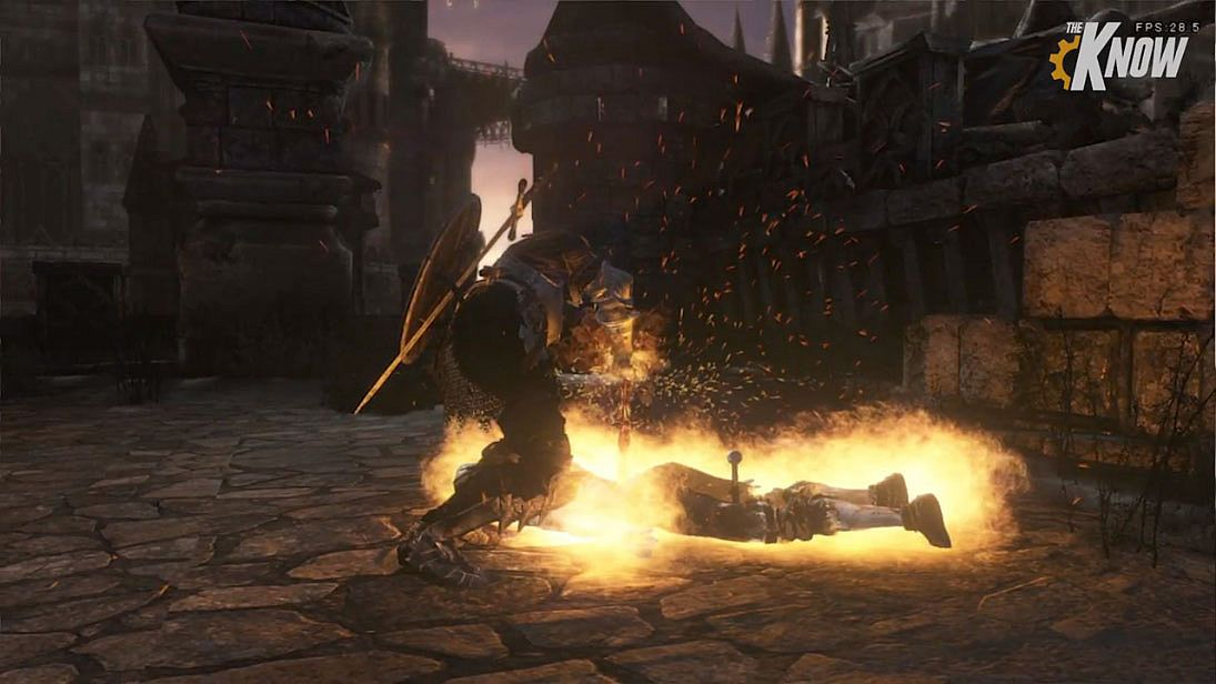Dark Souls 3 Information And First Screenshots Reportedly Leaked