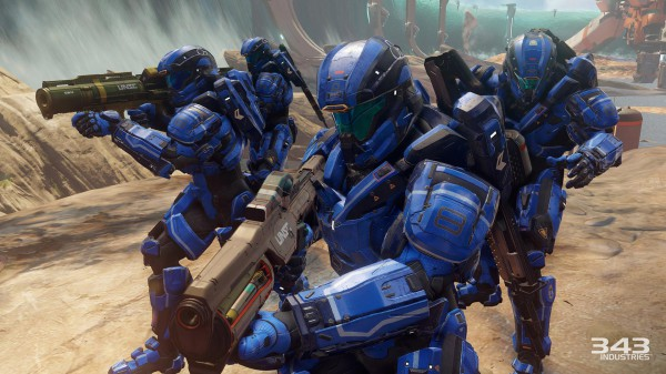 Halo 5: Guardians Getting A Free To Play Weekend, Starting Today