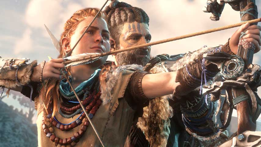 No Tutorials For Horizon Zero Dawn You Have To Explore These Things By Trial And Error Vg247