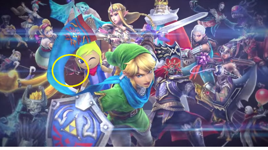 Will Hyrule Warriors 3ds Debut The Legend Of Zelda S First Female Link Vg247