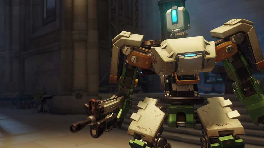 Image result for overwatch bastion