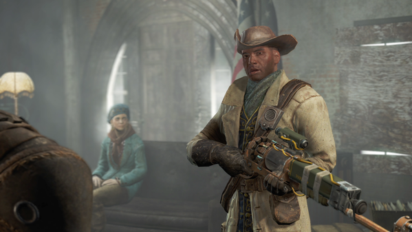 Fallout 4 Looks More And More Like A Recycled Fallout 3 Vg247