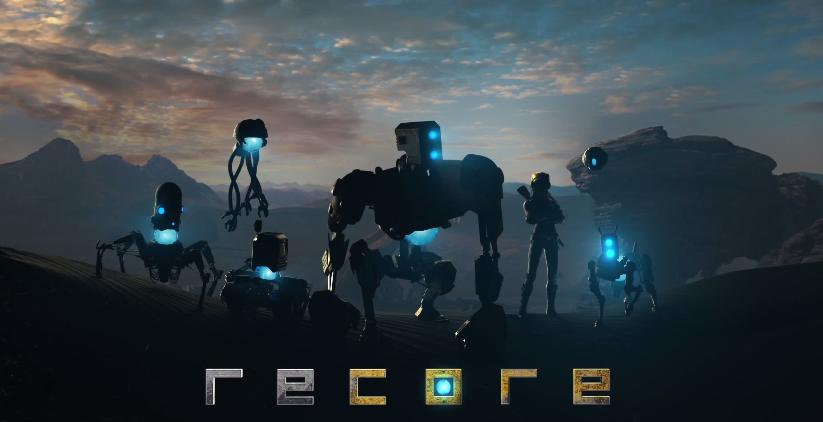 Recore E3 Gameplay Trailer