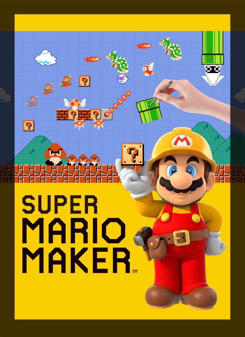 Super Mario Maker - Lessons - Tes Teach
