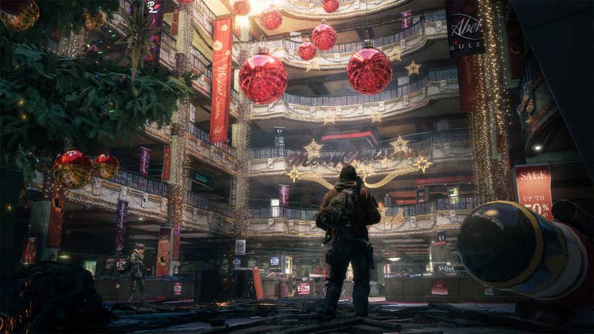 Watch how the different weapons in The Division make it a real RPG