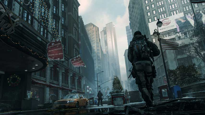 The Division Beta Included in Tom Clancy Humble Weekly Bundle