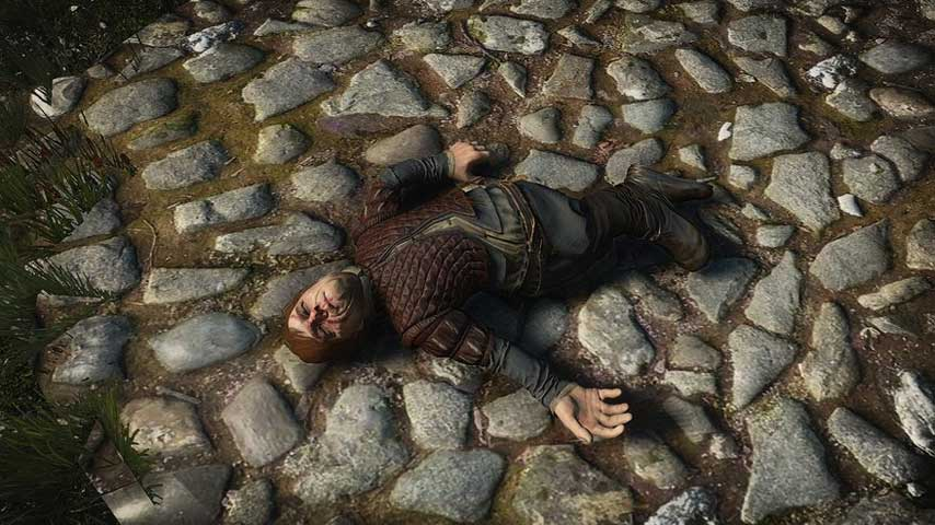 The Witcher 3 Has A Game Of Thrones Easter Egg Vg247