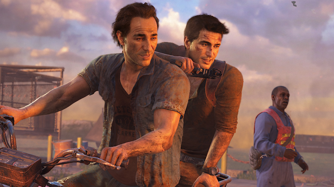 Uncharted 4's gobsmacking extended E3 demo up close