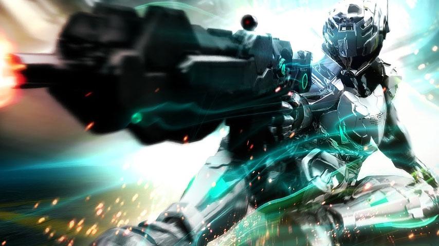 Platinum Games' Vanquish may c...