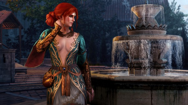 witcher 3_triss_dlc_dress