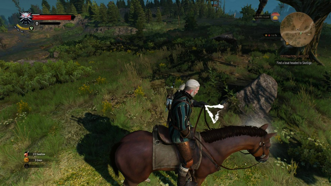 witcher_calm_horse