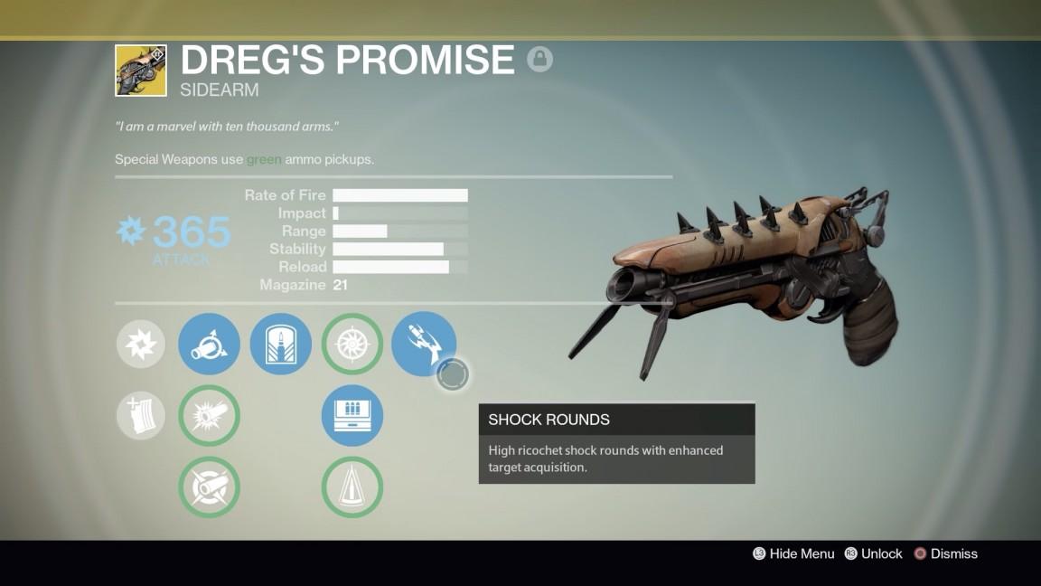 Dreg Promise