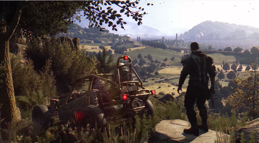 Dying Light: The Following - how Techland has created a true