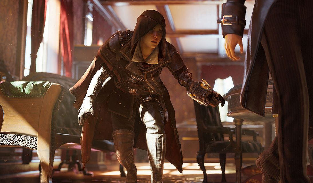 Assassin S Creed Syndicate S Evie Frye Wasn T A Response To Unity Controversy Vg247 But with the greatest respect, our philosophy forbids us from assisting with the expansion of the empire. vg247 com