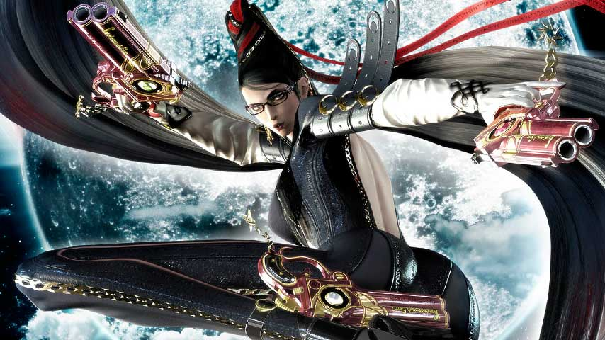 8-Bit Bayonetta Drops Out of Nowhere on Steam