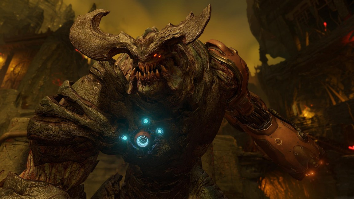 Doom datamined: new enemies and weapons revealed - VG247