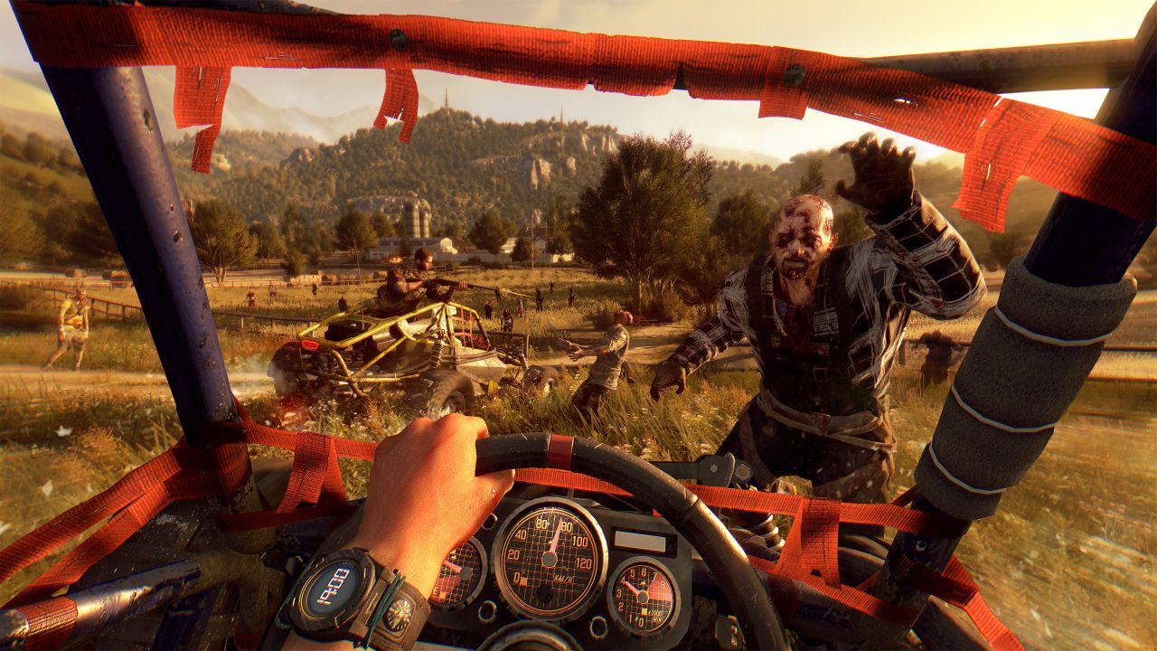 Dying Light - Best Xbox One Zombie Games