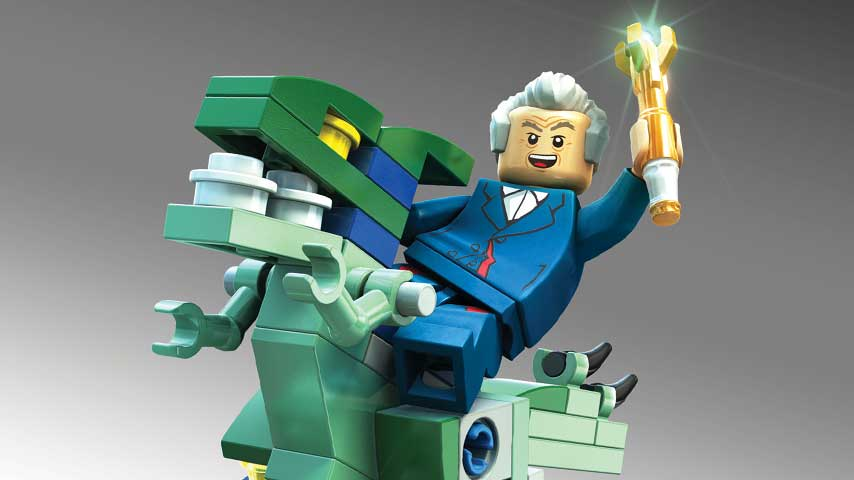 Doctor Who cast signs on for LEGO Dimensions - VG247