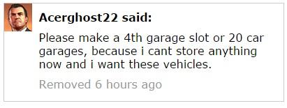 more garages