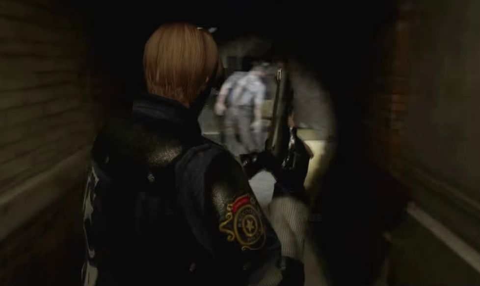 Check out this fan-made version of Resident Evil 2 created with