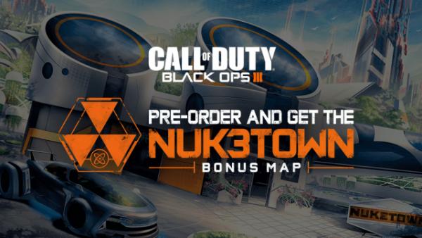 Black Ops 3 Nuketown