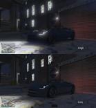 GTA 5 graphic comparison (2)