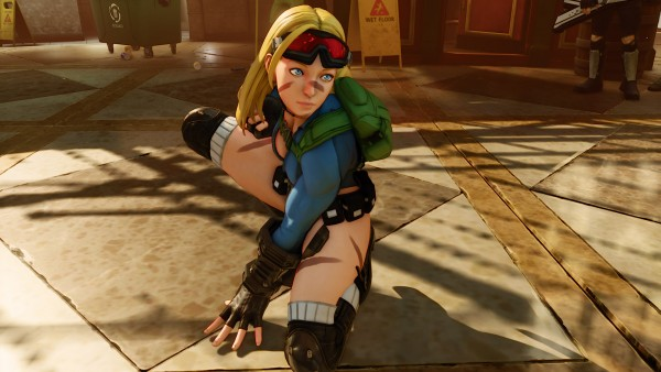 Street Fighter 5 Battle Costume Cammy 1