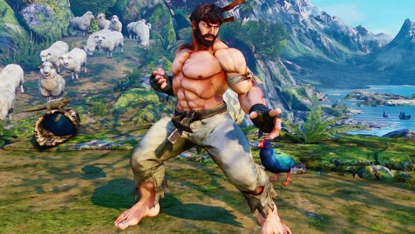 Street Fighter 5 Battle Costume Ryu 1