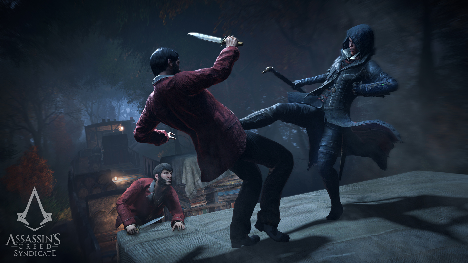 Assassin S Creed Syndicate Sequence 4 Cable News Vg247