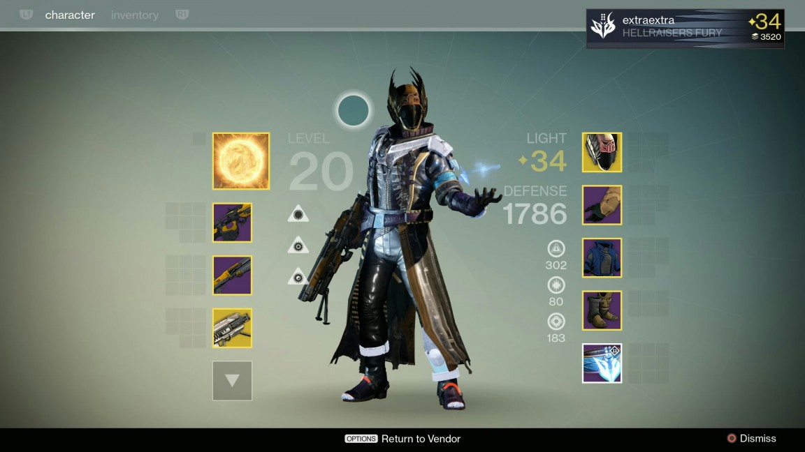Destiny - Exotic Titan Armor, Exotic Hunter Armor, &amp- Exotic ...