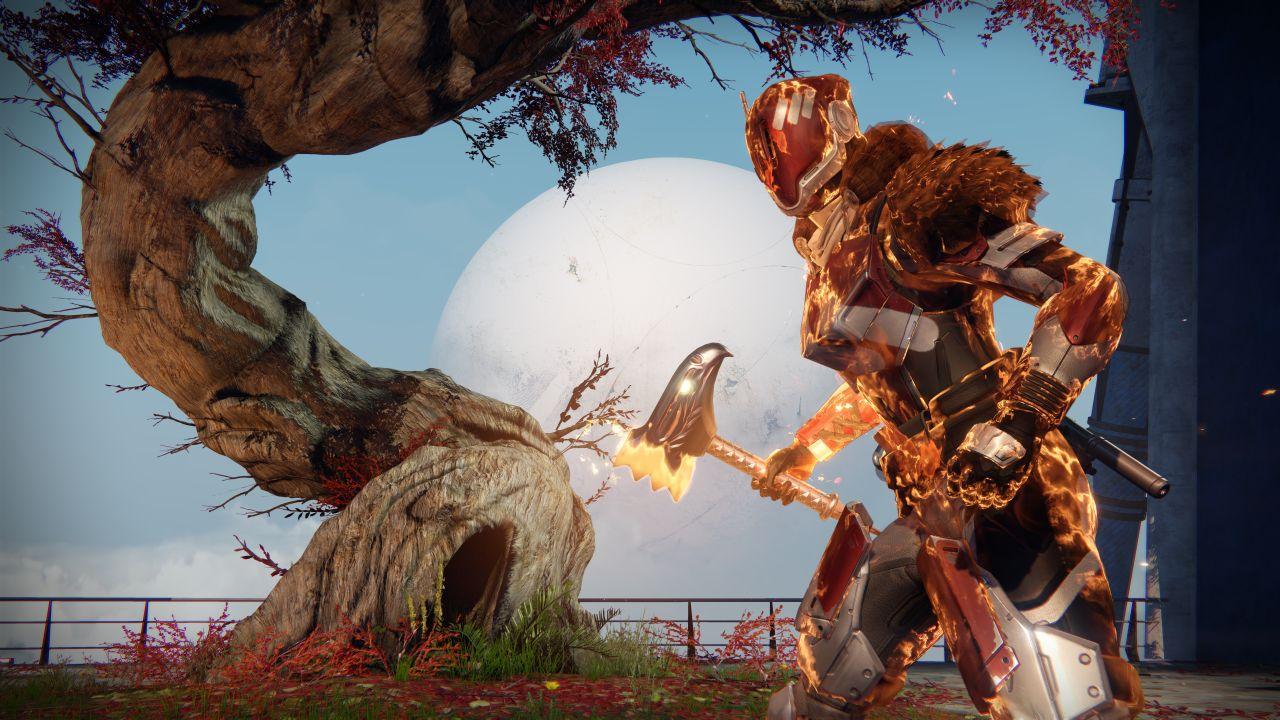 Destiny: The Taken King still includes Light levels