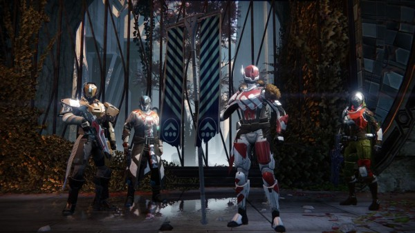how does destiny pvp matchmaking work