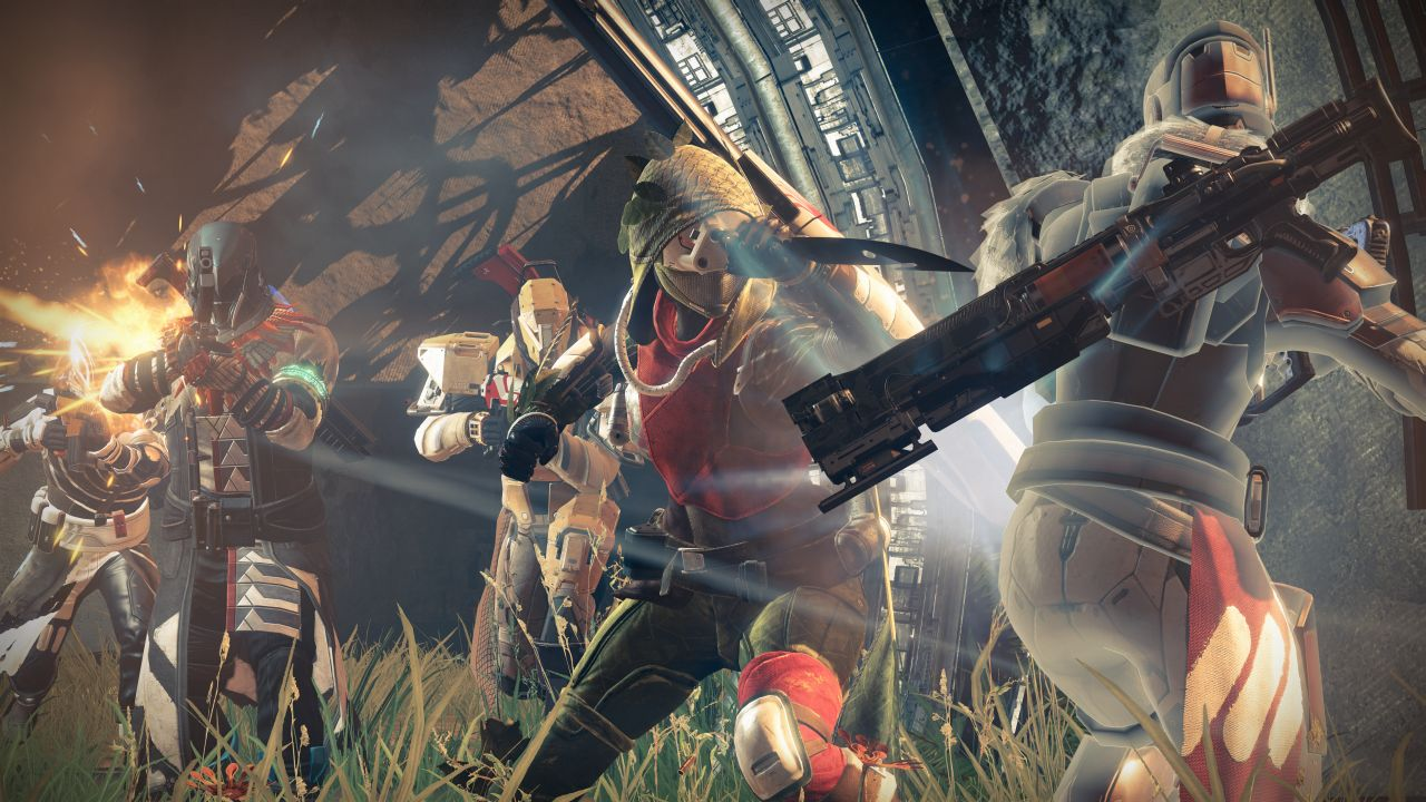Destiny: The Taken King introduces class-specific weapons, changes