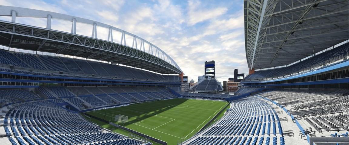CenturyLink Field (Seattle Sounders FC, Major League Soccer)